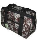 JanetBasket Blue Floral Eco Bag-18\u0022 x 10\u0022 x 12\u0022