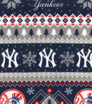 New York Yankees Fleece Fabric-Winter, , hi-res