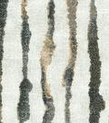 Ellen DeGeneres Upholstery Fabric 54\u0027\u0027-Natural Watercolor Stripe