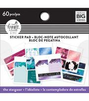 The Happy Planner Girl Tiny Sticker Pad-Stargazer, , hi-res