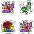 Carson Dellosa Bugs Chart Seals 12 Packs