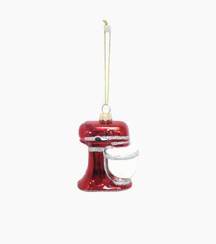 Handmade Holiday Christmas Standup Mixer Ornament