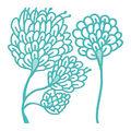 Jane Davenport Artomology 2 pk Dies-Sea Flower