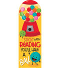Eureka Scented Bookmarks-Bubble Gum