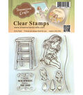 Dreamerland Crafts Clear Stamp Set-Friends Are Always There For You