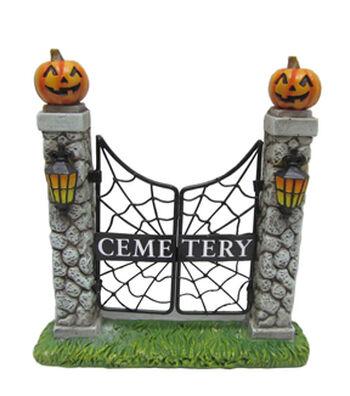 Maker's Halloween Littles Gate-Cemetery