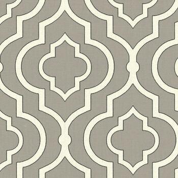 "Home Essentials Lightweight Decor Fabric 45""-Dalgety Panorama Gunmetal"