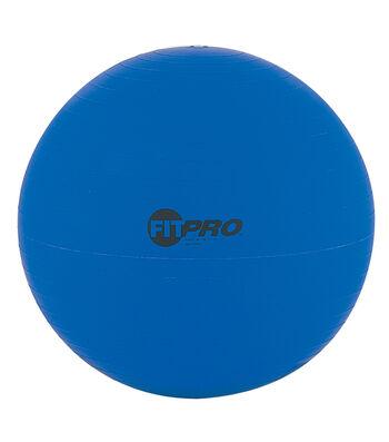 FitPro Training & Exercise Ball, 53cm, Blue