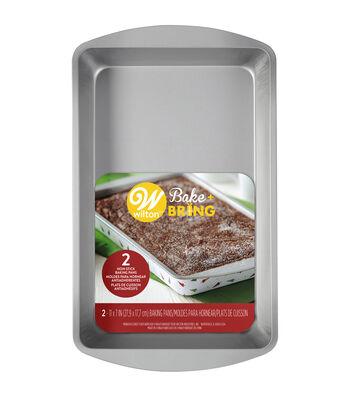 Wilton Bake and Bring 2pc Baking Pan-Trees