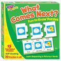 Trend Enterprises What Comes Next Fun-to-Know Puzzles