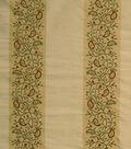 Home Decor 8\u0022x8\u0022 Fabric Swatch-Jaclyn Smith Trafalgar-Antique