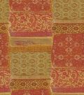 Home Decor 8\u0022x8\u0022 Fabric Swatch-HGTV HOME Artisan Harvest
