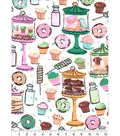 Snuggle Flannel Fabric -Sweet Shop