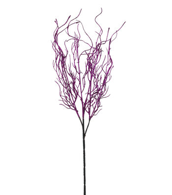 Maker's Halloween Glitter Spray-Purple