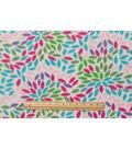 Blizzard Fleece Fabric 59\u0022-Multi Color Bursts