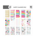The Happy Planner Girl Value Pack Stickers-Miss Maker