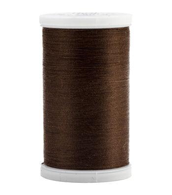 Coats Dual Duty XP All Purpose Thread 500 yds-Dark Brown