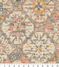 Waverly Upholstery Fabric 54\u0022-Craft Culture Blush