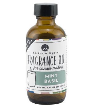 Northern Lights Fragrance Oil-Mint Basil