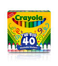 Crayola 40 pk Washable Markers