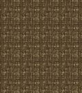 Robert Allen @ Home Upholstery Fabric 54\u0022-Tweedy Bronze