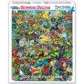 White Mountain Puzzles Jigsaw Puzzle Hummingbirds