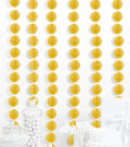 Cheer & Co Party Backdrop Kit-Yellow