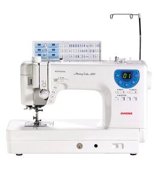 Janome MC6300 Professional Sewing Machine