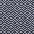Sportswear Apparel Stretch Twill Fabric 57\u0027\u0027-Navy Geometric Diamond