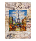 RIOLIS Stamped Cross Stitch Kit-Cities of the World-Paris