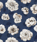 Multi-Purpose Decor Fabric 54\u0022-Morgan Midnight