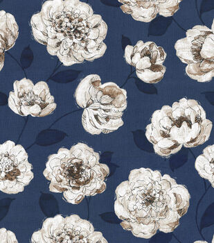 """Multi-Purpose Decor Fabric 54""""-Morgan Midnight"""