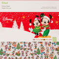 Cricut Deluxe Paper-Disney Mickey & Friends Holiday Cheer