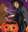 Halloween Cotton Fabric 43\u0022-Bewitching Halloween