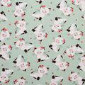 Super Snuggle Flannel Fabric-Feminine Kitty
