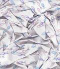 Kathy Davis Rayon & Spandex Apparel Fabric 58\u0027\u0027-Pastel Fish