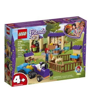 LEGO Friends Mia's Foal Stable Set