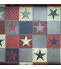 12\u0022x12\u0022 Postbound Album-American Stars