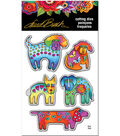 Stampendous Laurel Burch Dies-Dog Park