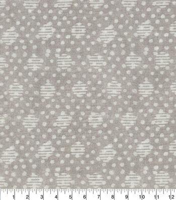 ED Ellen Degeneres Upholstery Fabric 54''-Shale Sena Spot