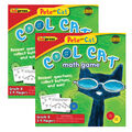 Edupress Pete the Cat Cool Cat Math Game, Grade K, Pack of 2