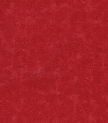 "Upholstery Vinyl 54""-San Francisco Red"