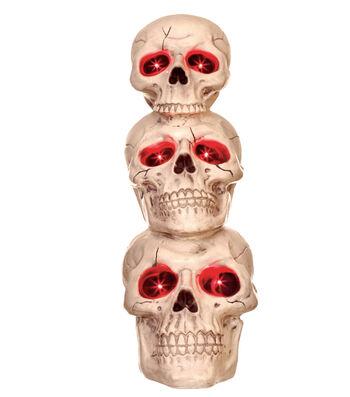 The Boneyard Stacked Skulls Bones