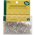 Dritz Quilting 1.06\u0022 Curved Safety Pin Bonus Pack Size 1