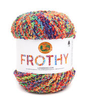 Lion Brand Frothy Yarn, , hi-res