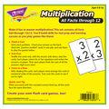 Trend Enterprises Inc. Multiplication 0-12 All Facts Flash Cards