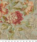 Waverly Multi-Purpose Decor Fabric 54\u0027\u0027-Jewel Fresco Flourish