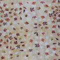Harvest Cotton Fabric-Lighted Fall Leaves