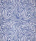 Home Decor 8\u0022x8\u0022 Fabric Swatch-Eaton Square Zebra Crossing-Poolside Animal