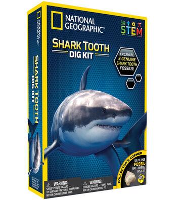 National Geogrpahics Sharktooth